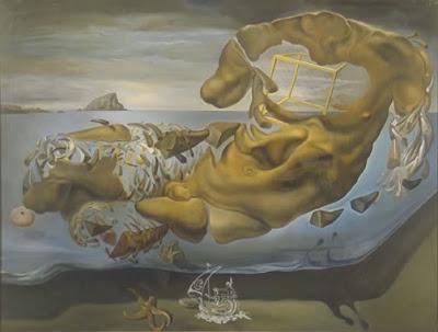Je suis fou de Dali // Exposition au Centre Pompidou