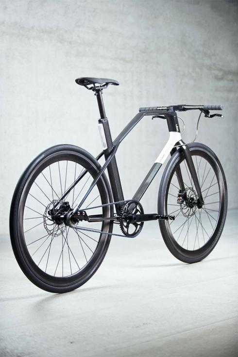Le UBC Coren Fixie hightech