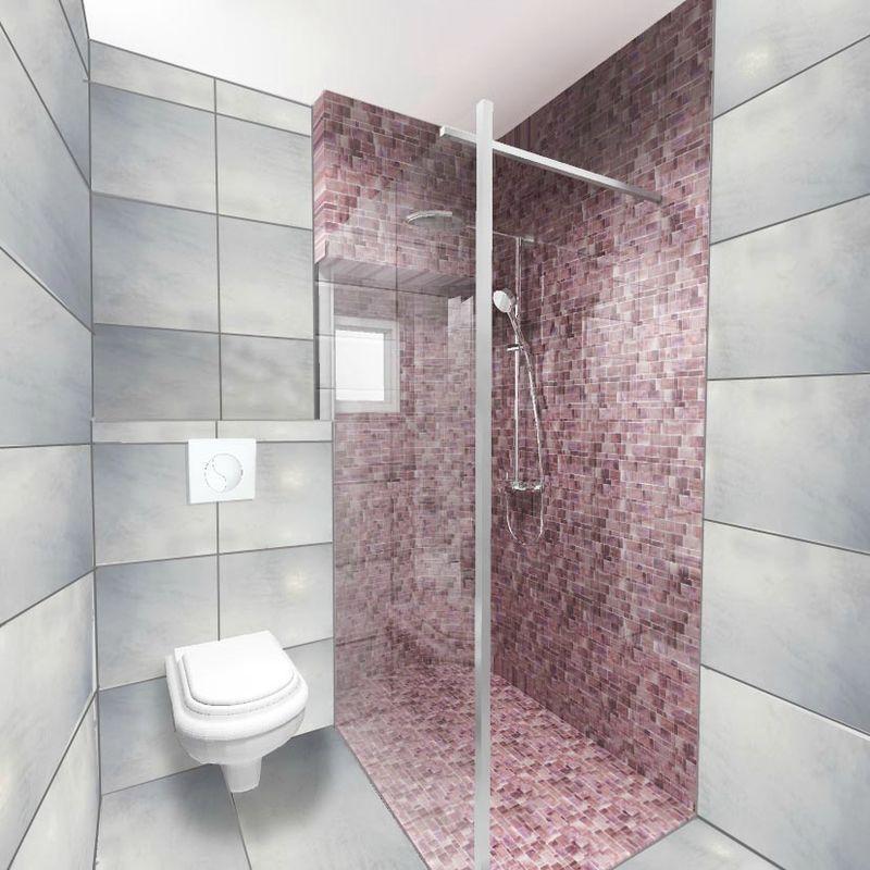 Conception et renovation d 39 une salle de bain d couvrir for Conception salle de bain 3d mac
