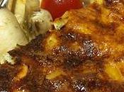 Tarte poulet, maïs Félicien
