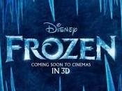 affiches pour Frozen reine neiges