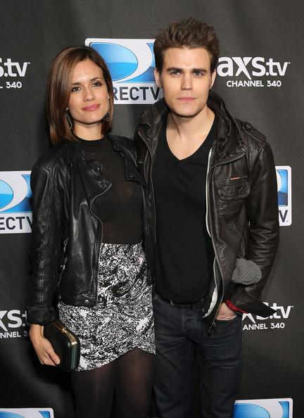 Paul Wesley - DIRECTV Super Saturday Night Featuring Special Guest Justin Timberlake & Co-Hosted By Mark Cuban's AXS TV