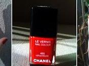 Lubie Vernis Lotus Rouge Collection permanente Chanel