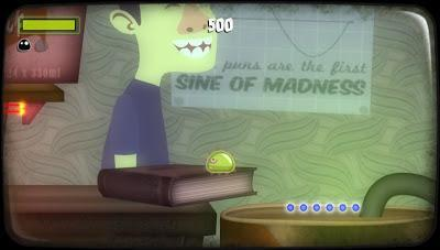 Mon jeu du moment: Tales from Space: Mutant Blobs Attack!!!