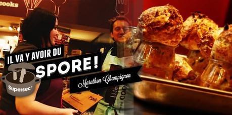 Le concours culinaire Marathon Champignon: la victoire du goût
