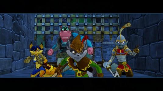 Sly Cooper Thieves in Time