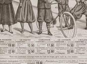 Costumes accessoires vélocipédistes