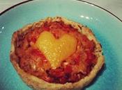 recette Valentin Tarte tomate poivron