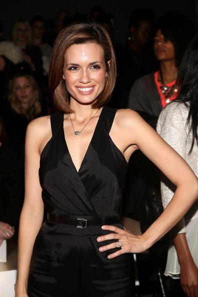 Torrey Devitto - TRESemme At Tracy Reese - Front Row - Fall 2013 Mercedes-Benz Fashion Week