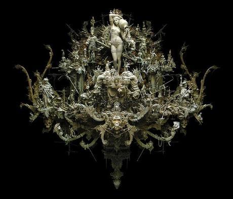 L'univers de Kris Kuksi