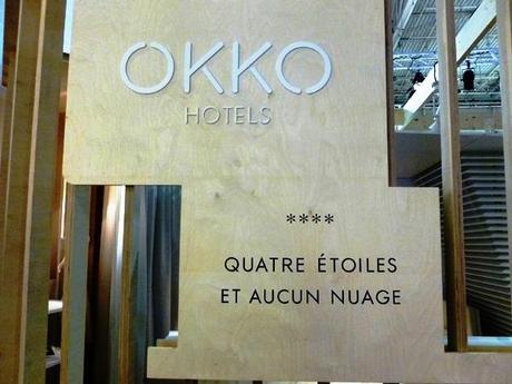 OKKO HOTELS, quatre étoiles et aucun nuage