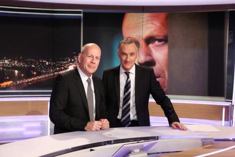 Bruce Willis dans le JT de 20H00 ce soir
