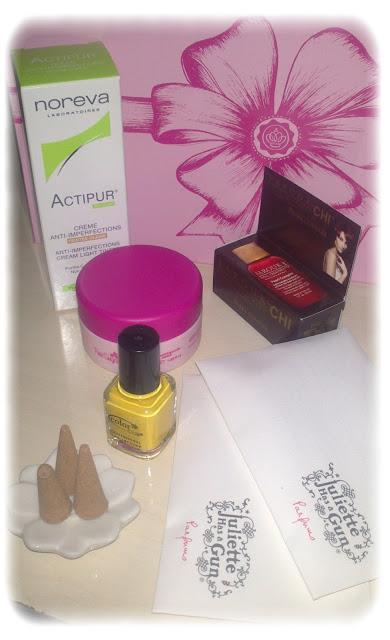 GLOSSYBOX ALCHIMIE Février *Chi Pearl Complex - 5.84 euro...