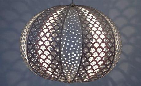 Design : La lampe Knopp d'Ania Pauser