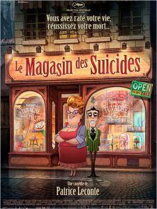 Cinéma : Le magasin des suicides