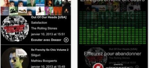 Stream that song, l'alternative à Shazam