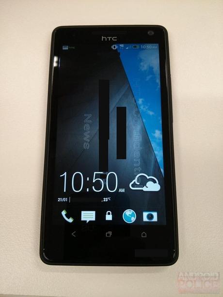 HTC M7, des clichés en fuite!