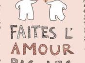 «Pour Valentin, faites l'amour, magasins