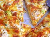 Pâte pizza maison