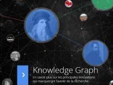 knowledge Graph Google application concrète sémantique