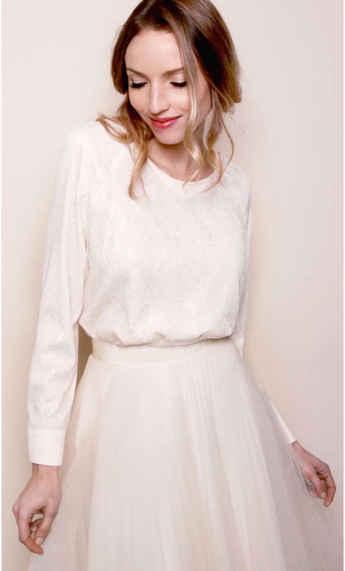Préféré Une tenue de mariage civil - La boutique de Maud AS91