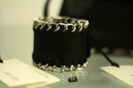 bracelet cuir argent kate lee