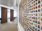 avec 1200 figurines Lego