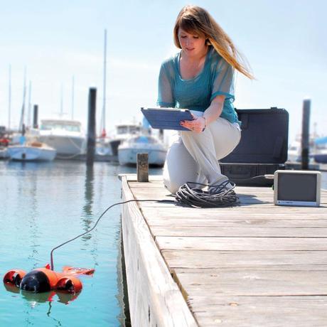 Après le drone, place au sous-marin commandé par iPad