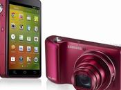 Nouvel appareil photo Samsung Galaxy Camera uniquement Wi-Fi, plus abordable