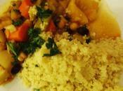 recette Semoule Couscous Légumes