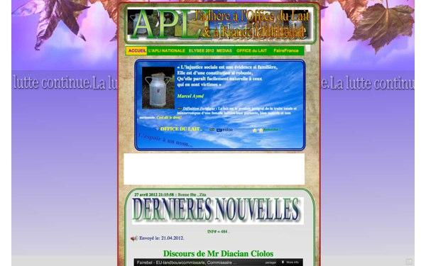 Top 3 des sites les plus moches