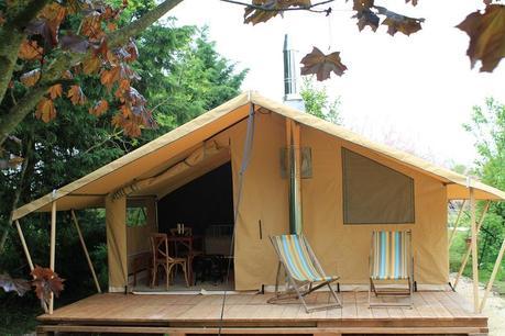 Tente Safari Lodge - http://www.family-ecolodge.com