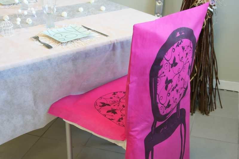 Fabuleux Coudre des housses pour ses chaises (patrons, tutos) | À Voir KM74