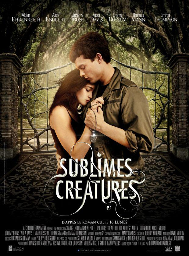 [Avis] Sublimes créatures (Beautiful Creatures)