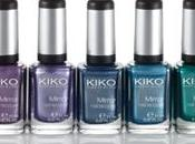 collection vernis Mirror chez Kiko