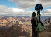 Visitez Grand Canyon avec Google Street View