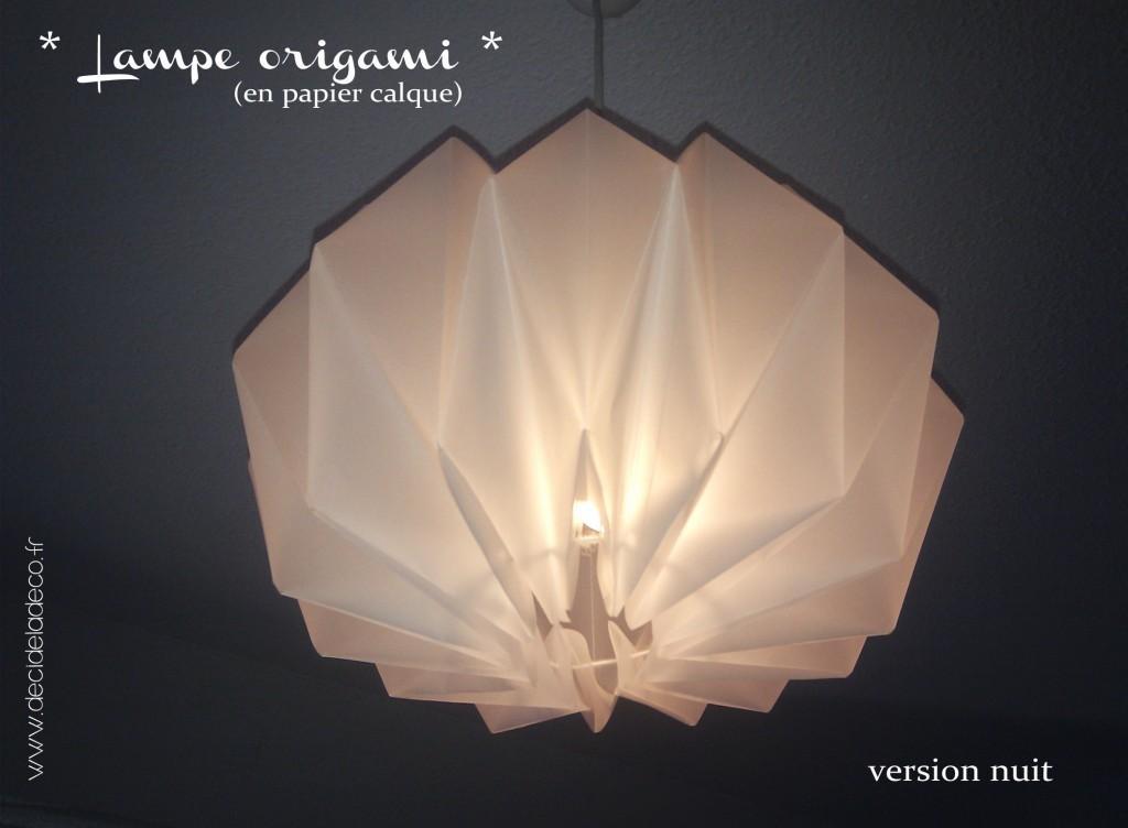 lampe origami cool elefanten lampe origami with lampe origami elegant ma lampe en origami with. Black Bedroom Furniture Sets. Home Design Ideas