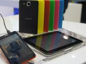 2013 tour stand Alcatel, riche smartphone!