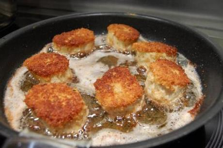 Nuggets à l'italienne [Défi Street Food around the world]