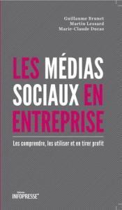 100 livres en 100 semaines (#99) – Les médias sociaux en entreprise