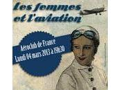 femmes l'aviation