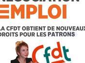CFDT, syndicat défend… déja