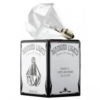 Dans sa boîte - L'ampoule Diamant par Eric Therner
