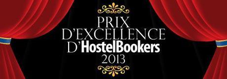 Prix d'Excellence d'HostelBookers 2013