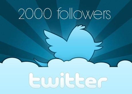 Urban Fusions : 2000 followers sur Twitter ! La #TeamUF s'agrandie...