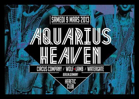 Aquarius Heaven à Bordeaux