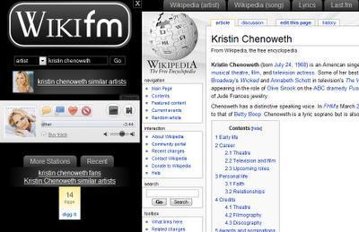 WikiFM, la bible des artistes ?