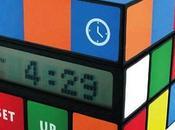 Rubiks Cube Alarm clock