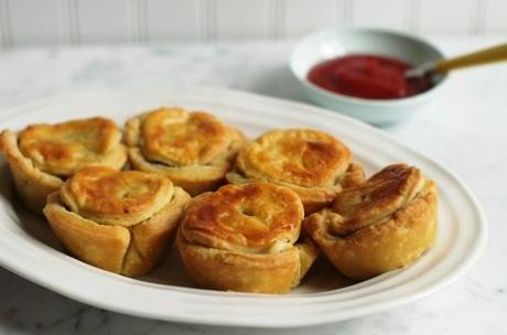 Beef, Onion and Guinness Pies