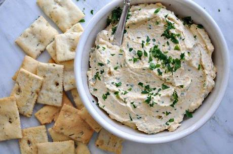 Cheddar and Guinness dip